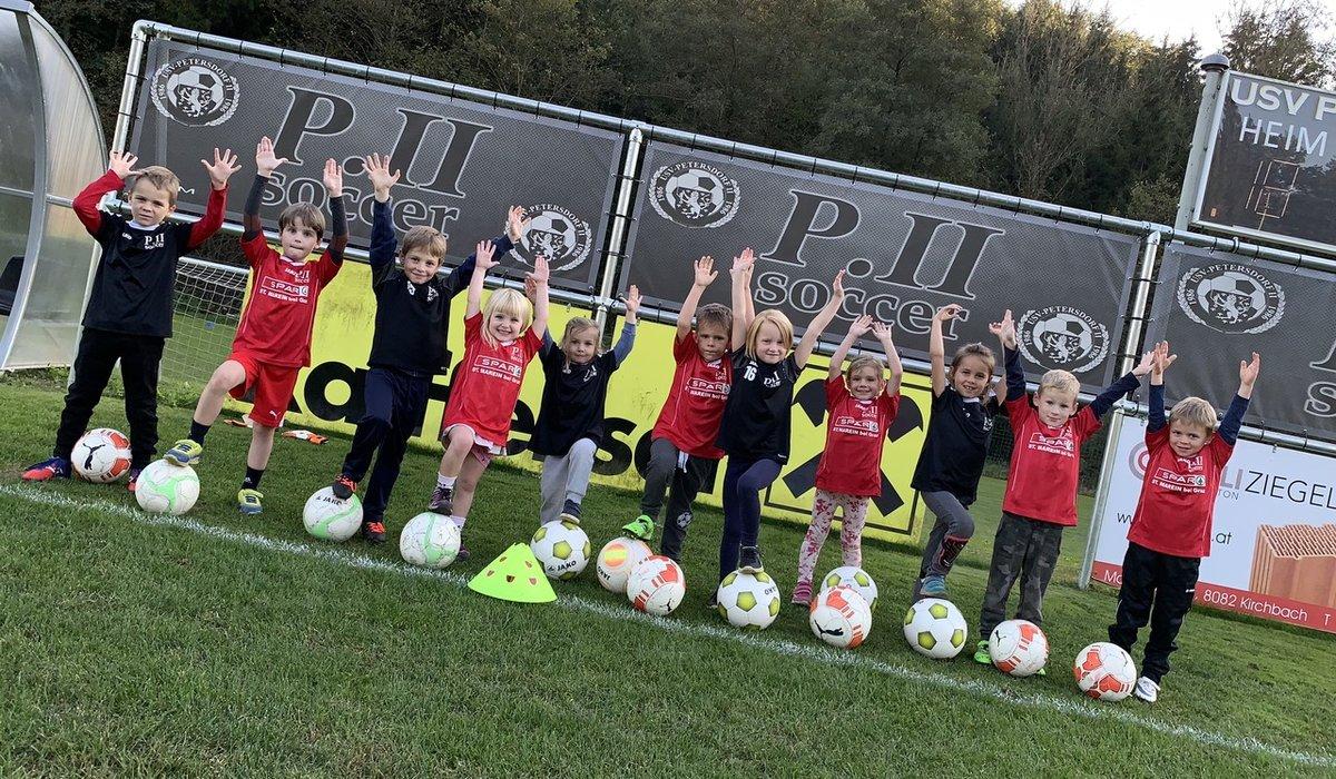 PII soccer U7