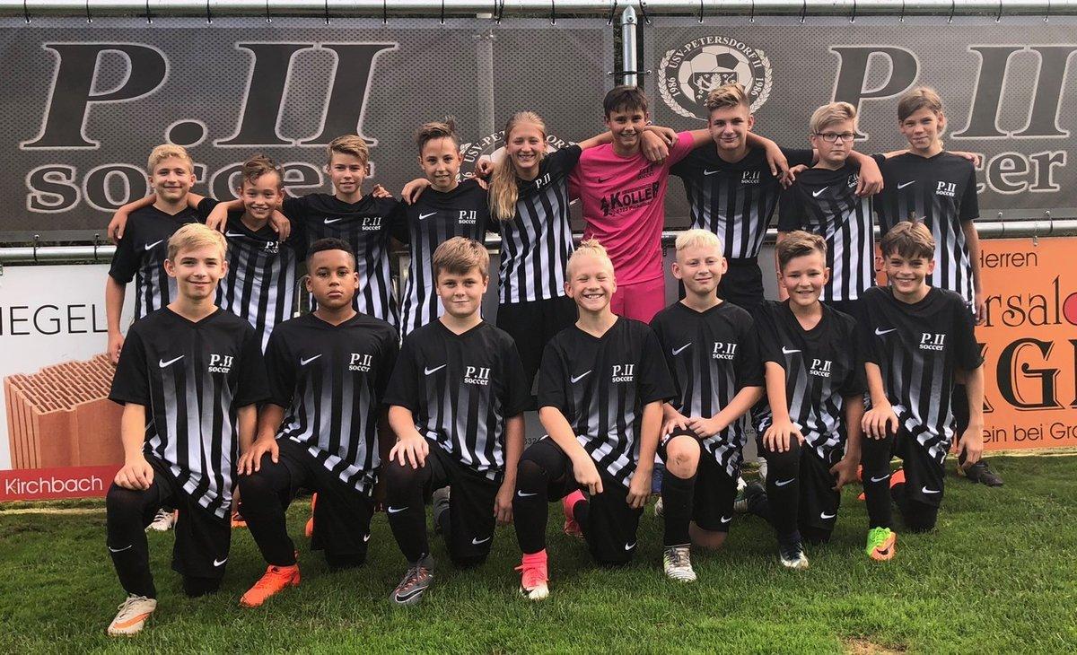 PII soccer U17