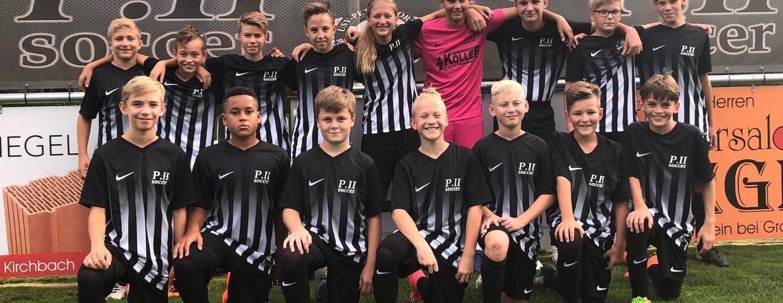 ⚽️ neue Dressen für die PII soccer U14 ⚽️