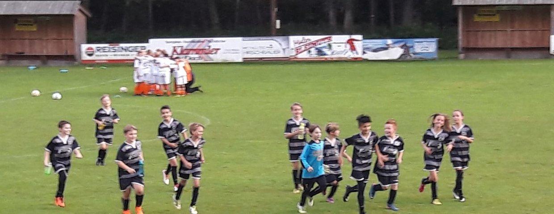 PII soccer U11/St. Marein gewinnt im Almenland