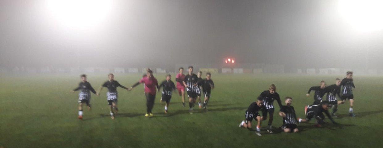 ⚽️ PII soccer U14, Heimsieg zum Abschluss ⚽️